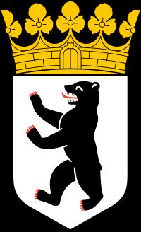 Berlin Flagge